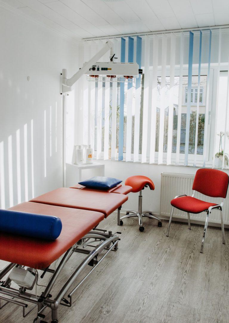 Unsere Behandlungsräume
